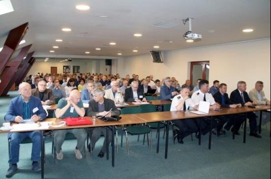 Konferencja RYZYKA W OBIEKTACH PRZEMYSŁOWYCH – ATEX 2017